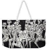 Ugly Girls Weekender Tote Bag