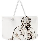 Ugolino And His Sons Weekender Tote Bag