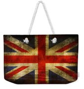 Uk Flag Weekender Tote Bag