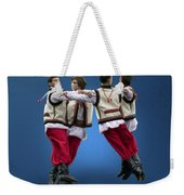 Ukrainian Dancers Weekender Tote Bag
