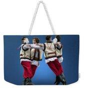 Ukrainian Dancers Weekender Tote Bag