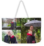 Ula And Wojtek Engagement 1 Weekender Tote Bag