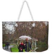 Ula And Wojtek Engagement 12 Weekender Tote Bag