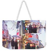Ula And Wojtek Engagement 2 Weekender Tote Bag