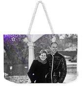 Ula And Wojtek Engagement 6 Weekender Tote Bag