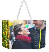 Ula And Wojtek Engagement 9  Weekender Tote Bag