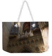 Ulm Cathedral Weekender Tote Bag