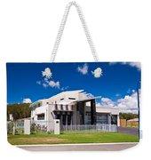 Ultra Modern House Weekender Tote Bag