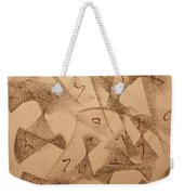 Ultra Sound Life Weekender Tote Bag