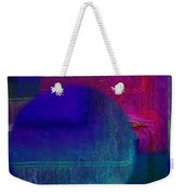 Ultradeep Lavender Weekender Tote Bag