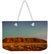 Uluru/ayers Rock Weekender Tote Bag
