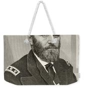 Ulysses S. Grant, 1822 To 1885. Union Weekender Tote Bag