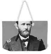 Ulysses S Grant Weekender Tote Bag by War Is Hell Store