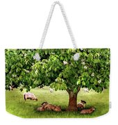 Umbrella Tree Weekender Tote Bag