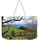 Umbria Mountains Weekender Tote Bag