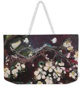 Ume Blossoms Weekender Tote Bag
