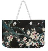 Ume Blossoms2 Weekender Tote Bag