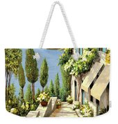 Un Canarino Weekender Tote Bag by Guido Borelli