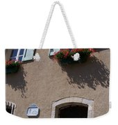Un Maison Weekender Tote Bag