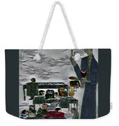 Unblessed R The Unmerciful Weekender Tote Bag
