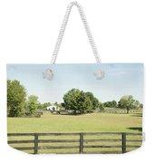 Unbridled Farm Weekender Tote Bag