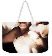 Unbridled Joy Weekender Tote Bag