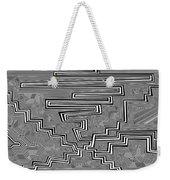 Uncertainty Weekender Tote Bag