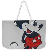 Uncle Mickey Weekender Tote Bag