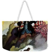 Uncle Sam - Buy War Bonds Weekender Tote Bag by War Is Hell Store