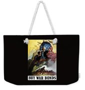 Uncle Sam - Buy War Bonds Weekender Tote Bag