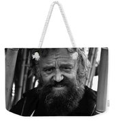 Uncle Will Weekender Tote Bag
