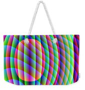 Uncollared Colors Three Weekender Tote Bag