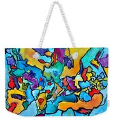 Uncommon Feasts Weekender Tote Bag by Chaline Ouellet
