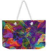 Uncommon Vibrations 2 Weekender Tote Bag