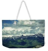 Uncompahgre Colorado Alpine Weekender Tote Bag