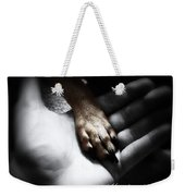 Unconditional Weekender Tote Bag by Shana Rowe Jackson