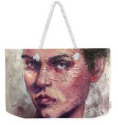 Uncovered Beauty Weekender Tote Bag