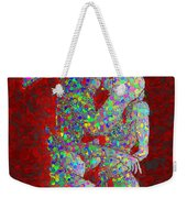 Uncovered Faces - Infinite Love Weekender Tote Bag