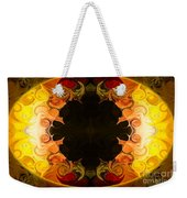Undecided Bliss Abstract Healing Artwork By Omaste Witkowski Weekender Tote Bag