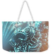 Under Blue Seas Weekender Tote Bag