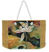 Under Cover Of Night - Under Care Of Stars Weekender Tote Bag