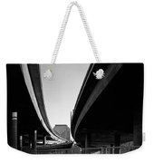 Under Interstate 5 Sacramento Weekender Tote Bag