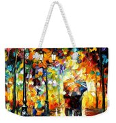Under One Umbrella Weekender Tote Bag