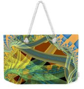 Under Structure Weekender Tote Bag
