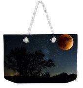 Under The Blood Moon  Weekender Tote Bag