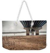 Under The Bridge 3 Weekender Tote Bag