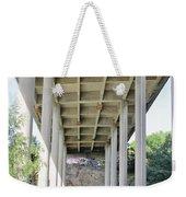 Under The Bridge Weekender Tote Bag