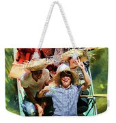 Under The Bridge Vietnamese Smiles  Weekender Tote Bag