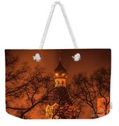 Under The Cover Of Fog Weekender Tote Bag