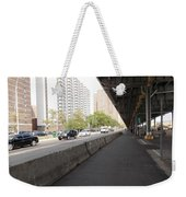 Under The Fdr 1 Weekender Tote Bag